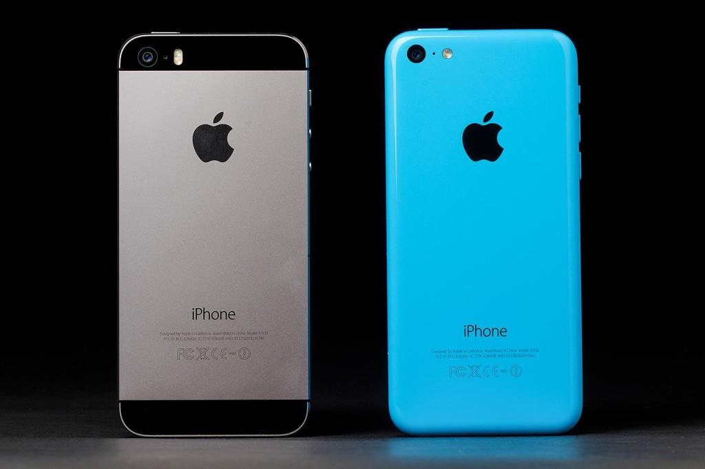 Kriterii vybora iPhone 5s i iPhone 5s