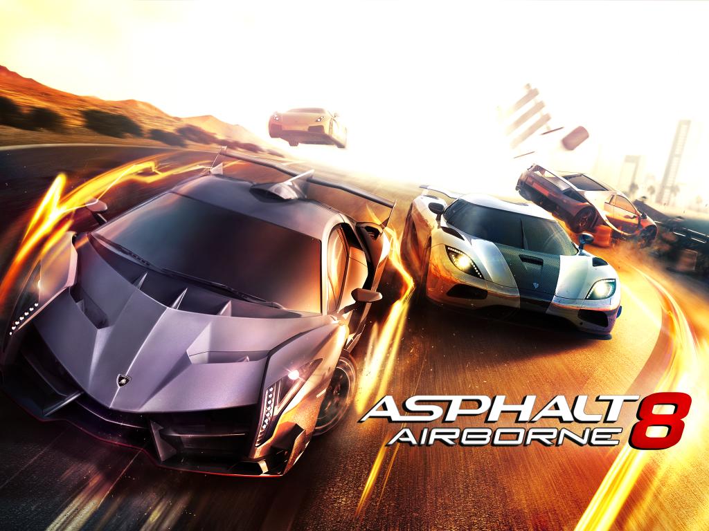 Asphalt 8 - prodolzhenie legendarnoj gonki na iOS 7