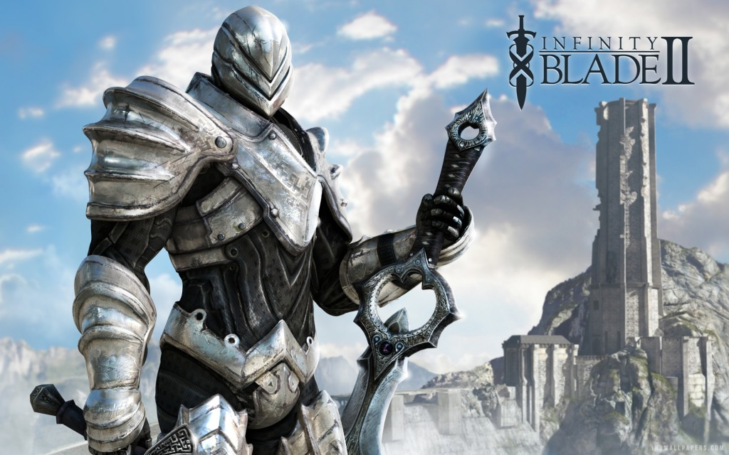 Luchshe vy eshhjo ne videli - Infinity Blade 3