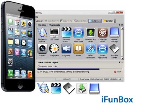 ifunbox – otlichnaja al'ternativa iTunes