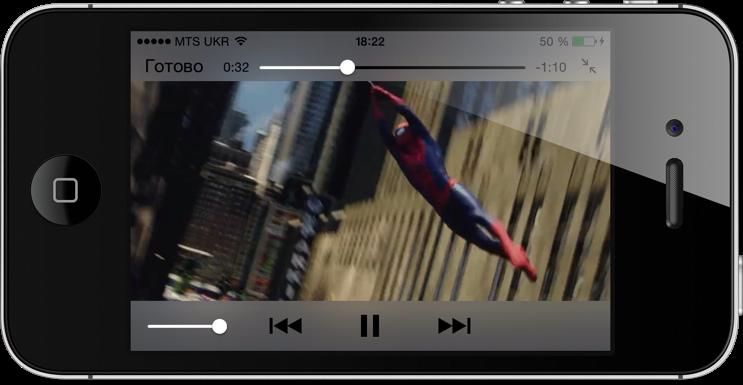 Smotrim fil'my na iOS