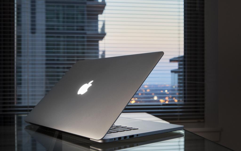 Perezagruzka MacBook