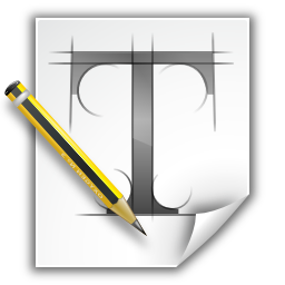 Rabota so shriftami na Mac OS X