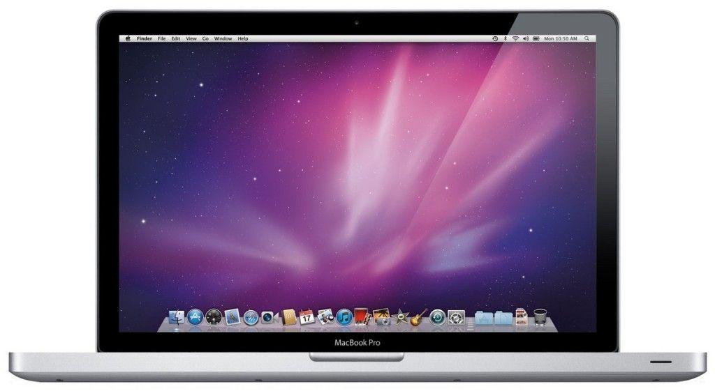 Obzor MacBook Pro 17