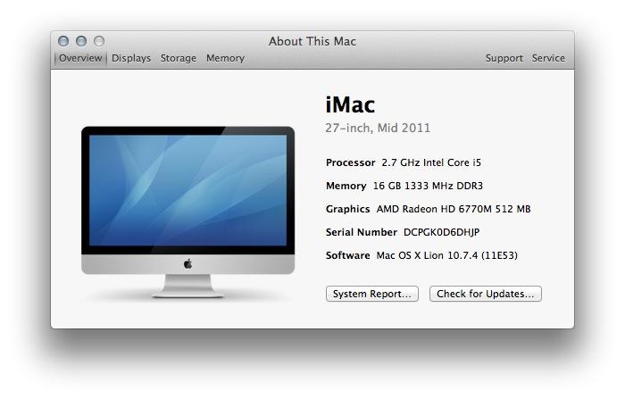 Proverka ob#ema pamjati na Mac OS X