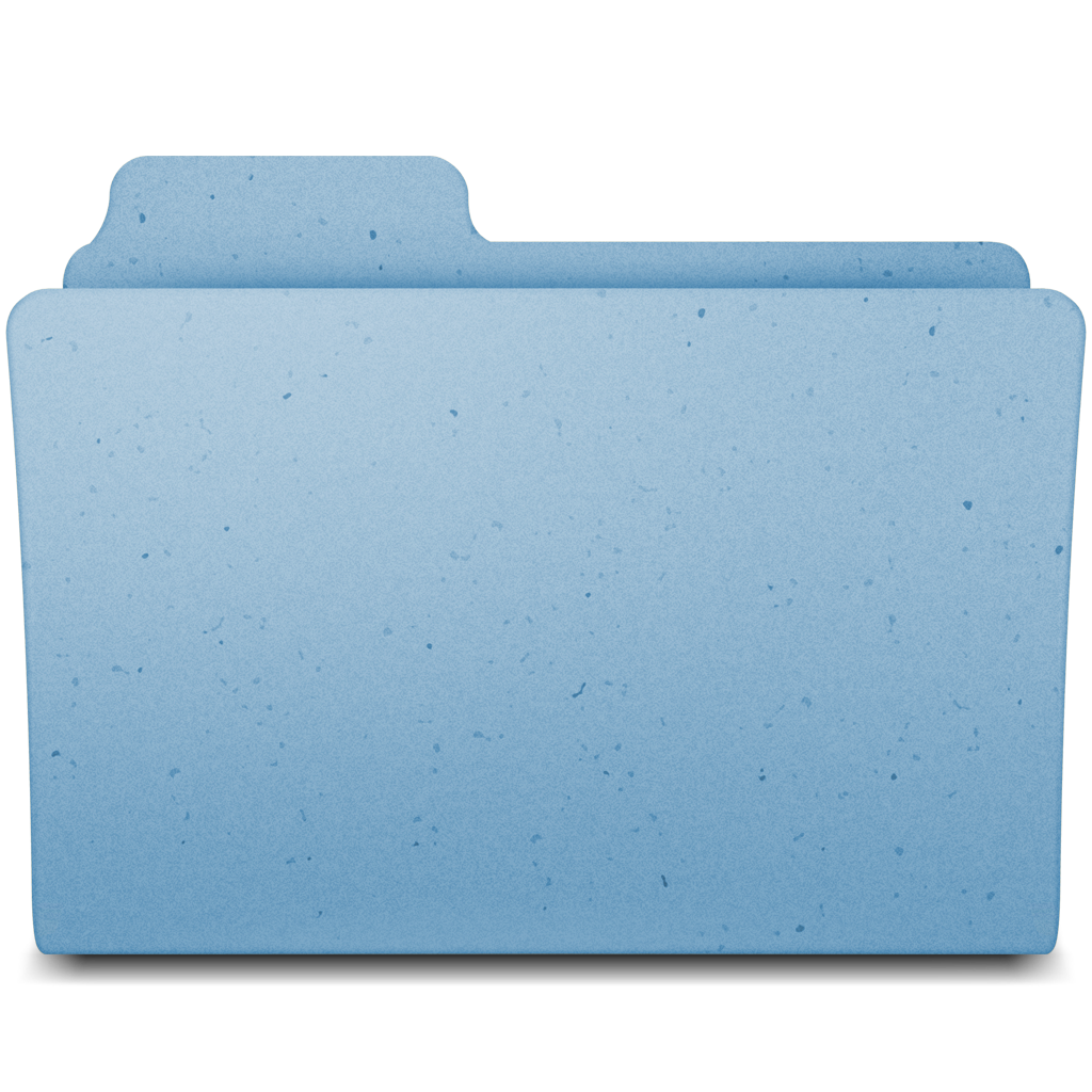 Rabota s papkami na Mac OS X