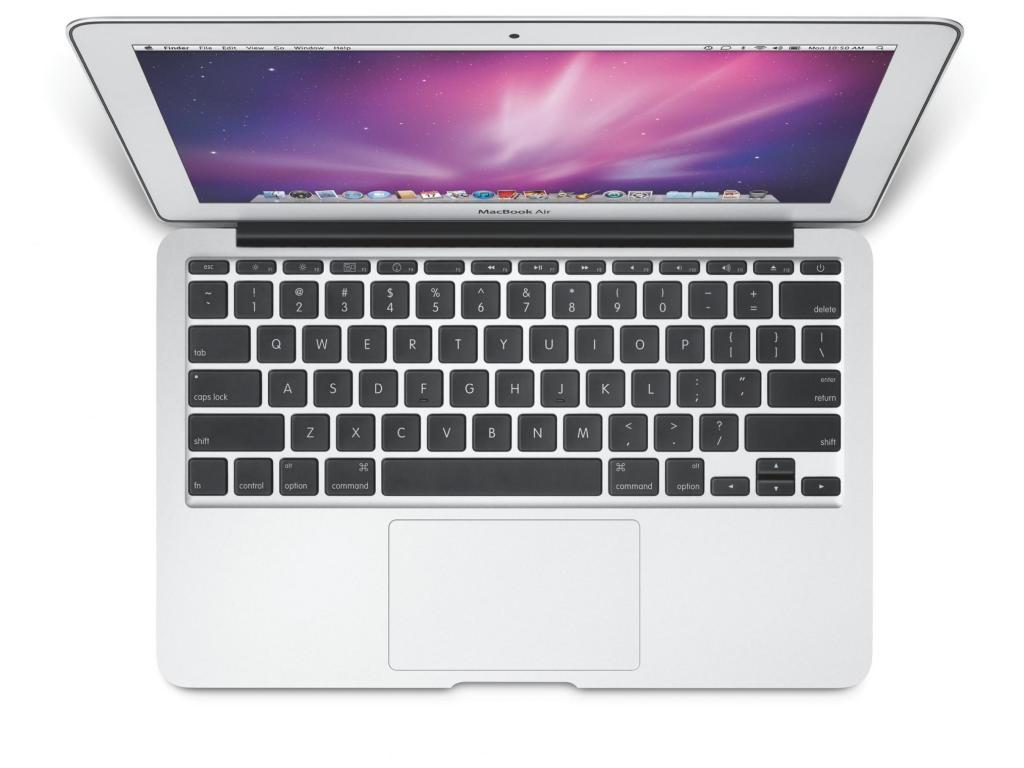 Tonkosti raskladki klaviatury na Macbook