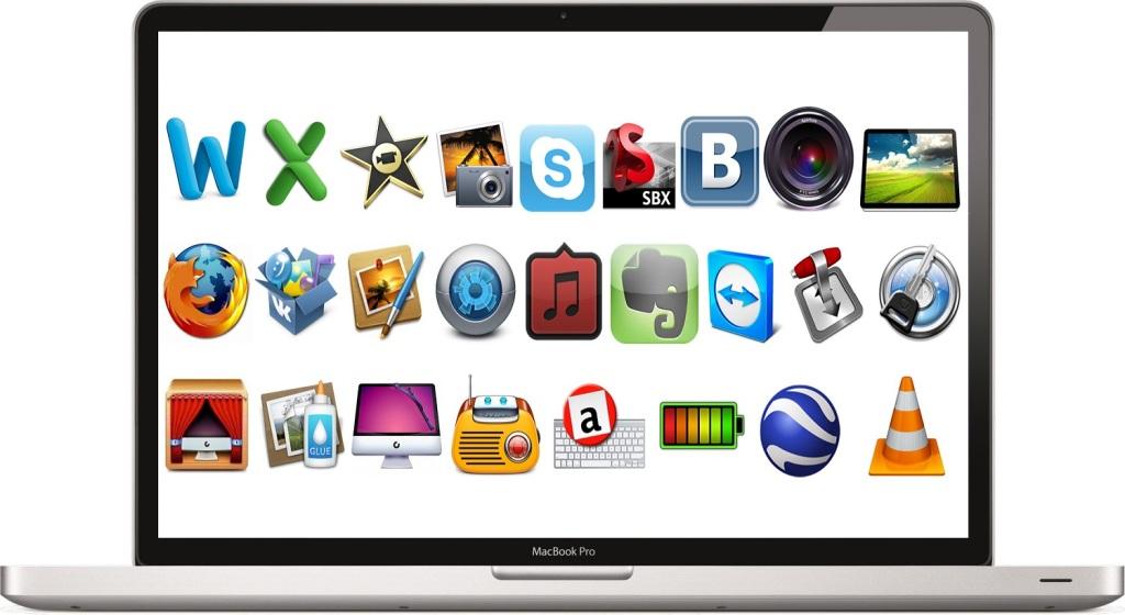Installjacija i udalenie programm na Mac OS X