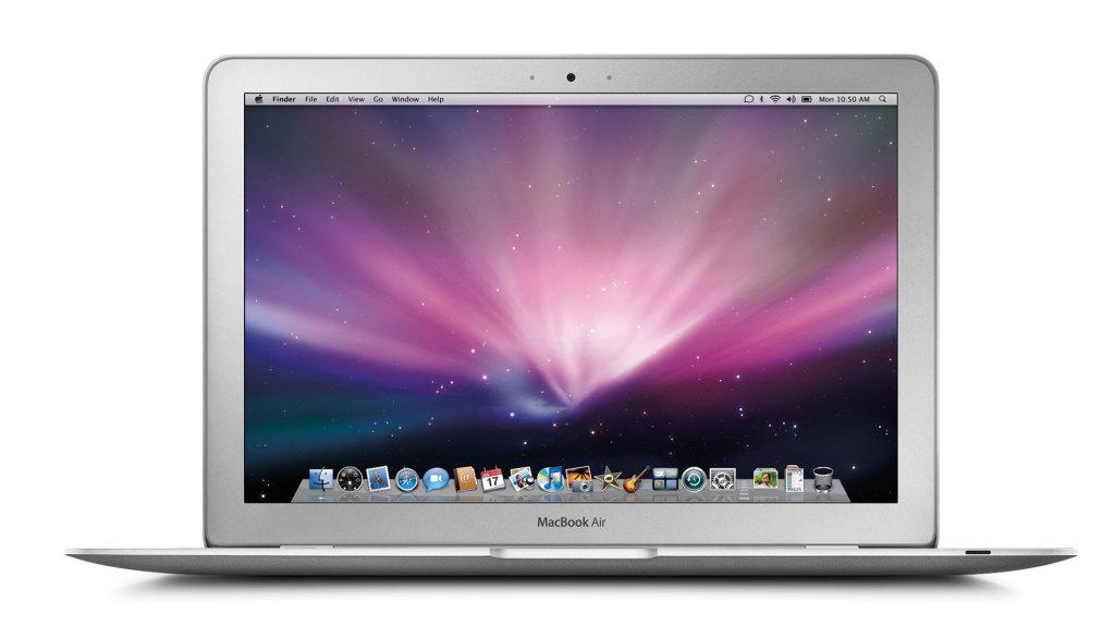 Registracija MacBook