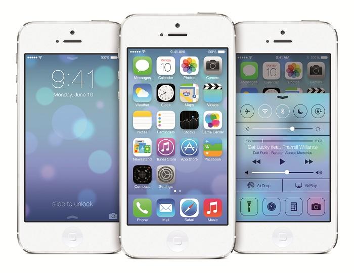 Vos'maja versija iOS na iPhone 5 kak rabotaet i chto nuzhno nastroit