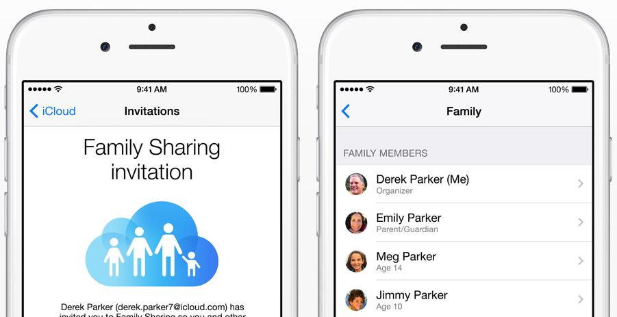 Chto predstavljaet soboj roditel'skij kontrol' iOS 8.