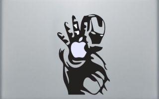 Защитные виниловые пленки и наклейки на MacBook