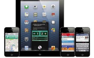 Как работает iOS 6 на iPad разных поколений: от 1 до 4