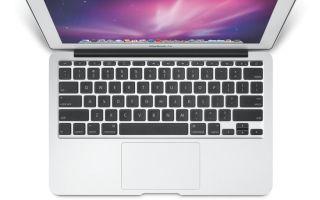 Настройка знаков препинания и буквы «Ё» в Macbook