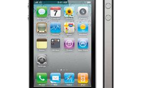 Apple iPhone 4 описание, функции и технические характеристики