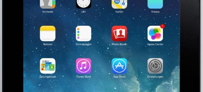 Можно ли поставить на iPad 1 поколения iOS 7: описание.