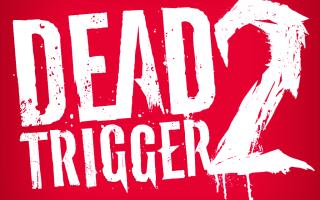 Обзор нового зомби-шутера Dead Trigger 2 для операционной системы iOS