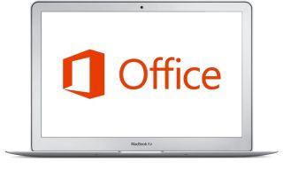 Как можно установить Microsoft Office Word 2007 на  Mac OS X