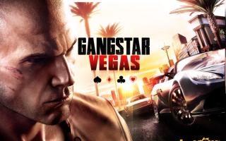 Gangstar Vegas — обзор игры для мобильной платформы iOS