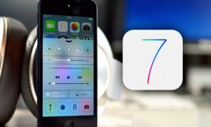iPod Touch 5 поколения, описание работы плеера на iOS 7