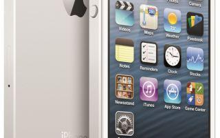 iPhone 5 — описание, характеристики, фото. Подробный обзор Apple iPhone 5