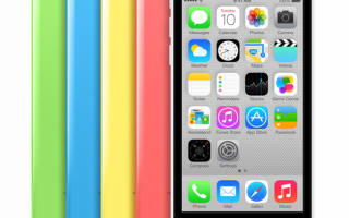 iPhone 5c — обзор последнего смартфона от Apple.