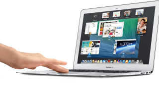 Мультитач MacBook или система управления жестами MacBook
