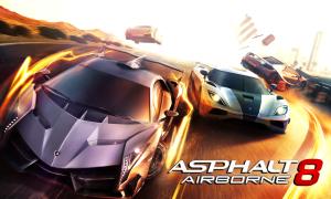 Обзор игры asphalt 8 на iOS: геймплей, графика, особенности.