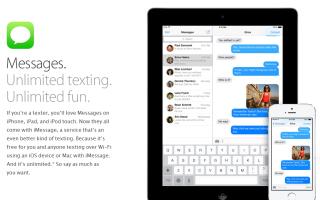 Проблемы при работе с iMessage в iOS 7 и пути решения