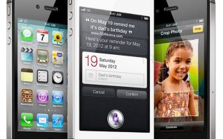 Последний iPhone Стива Джобса или обзор на apple iPhone 4s