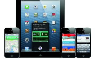 iOS 6 —  самое точное описание, характеристики и новости.