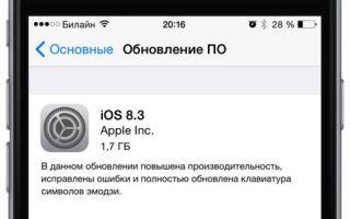 iOS 8 не загружается: методы обновления и причины