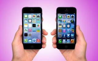Стоит ли обновляться до iOS7? Плюсы и минусы перехода.
