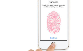 Технология Touch ID для вашего телефона iPhone 5s