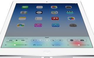 Как поставить iOS 7 на iPhone или iPad. Подробная инструкция.