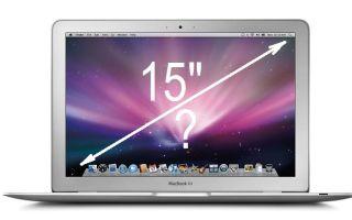 MacBook Air 15 и предположения на счет даты релиза и его характеристик