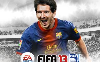 Обзор популярного футбольного симулятора FIFA 13 на iOS