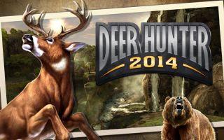 Обзор популярной игры Deer Hunter 2014 для iOS.