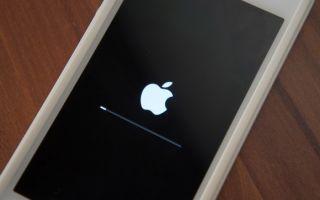 Перепрошиваем седьмую версию операционной системы iOS