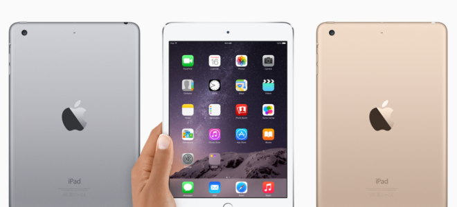 iOS 8 на iPad mini — особенности и работа системы