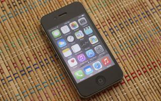 Что делать, когда iPhone 4s тормозить и глючит с iOS8