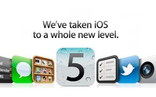 iOS 5 для iPhone 3g: обзор пятой версии операционной системы.