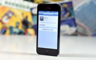 Как обновить iOS через компьютер и через Wi-Fi — подробная инструкция