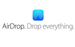 Новая услуга Airdrop для iPhone в iOS 7: описание, инструкция
