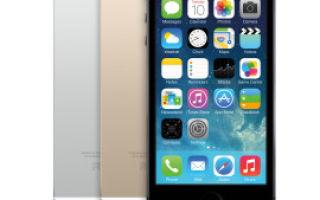 iPhone — основные технические характеристики и возможности