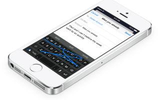 Клавиатуры для ios 8 — широкие возможности для ускорения и упрощения ввода