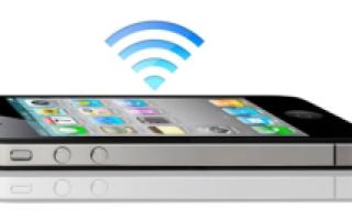 iPhone как модем — используйте все возможности
