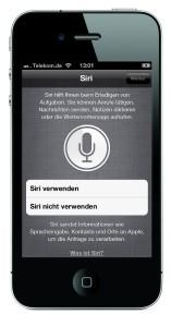 Aktivacija iCloud i Siri