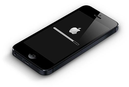 Pereproshivka iPhone