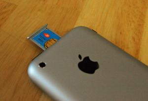 sim iphone 3g
